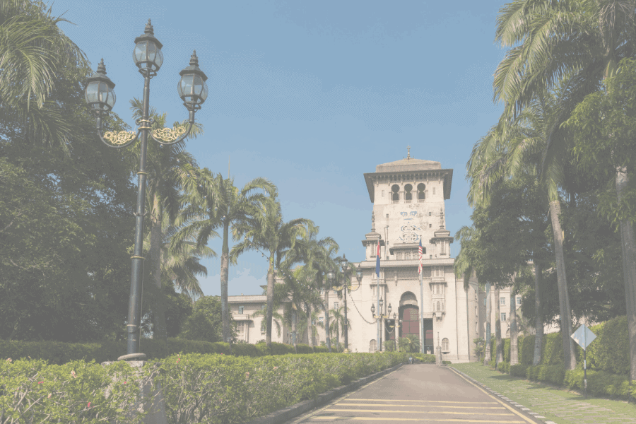 Pakej berpantang Johor Bahru