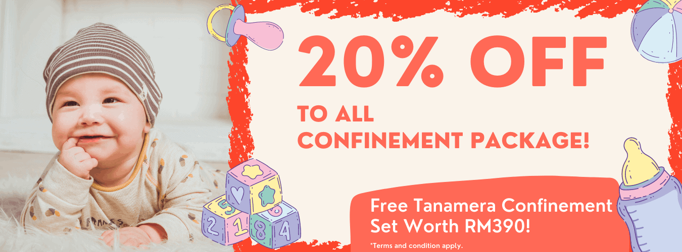 Best Confinement Package Malaysia